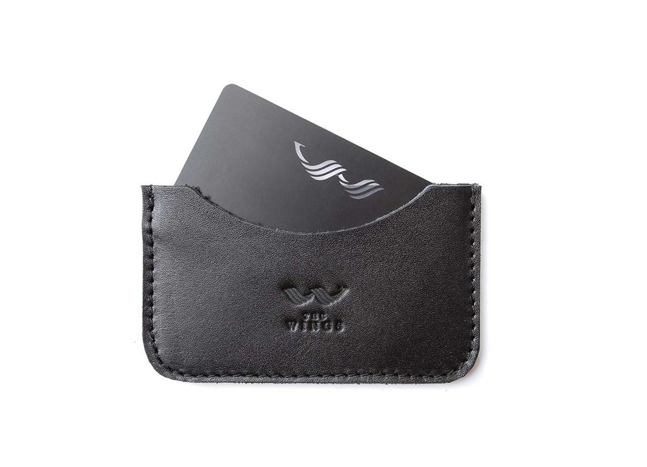 Кардхолдер Pocket черный