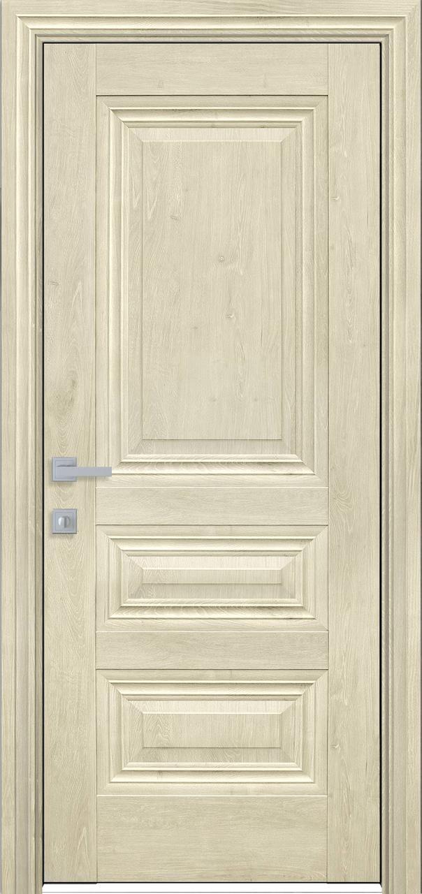 """Дверь межкомнатная """"Новый Стиль"""" модель Камилла, орех гималайский (глухая)"""