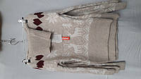 Теплий свитер на возрост с 7 до 12 лет