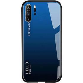 Чехол Gradient Hello для Huawei P30 Pro