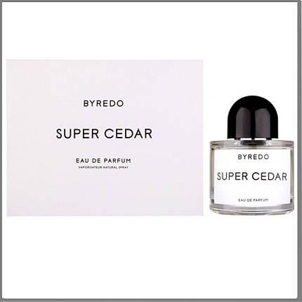 Byredo Super Cedar парфюмированная вода 100 ml. (Байредо Супер Кедр), фото 2