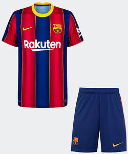 Футбольна форма Барселона (Bayern Munich), домашня/гранатова сезон 20/21