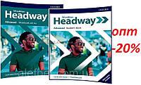 Английский язык / Headway / Student's+Workbook. Учебник+Тетрадь (комплект), Advanced / Oxford