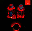 Подсветка подстаканника в авто RGB (7 цветов) автомобильный подстаканник в комплекте 2 штуки, фото 6