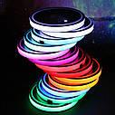 Подсветка подстаканника в авто RGB (7 цветов) автомобильный подстаканник в комплекте 2 штуки, фото 7