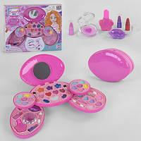 Набор детской косметики для макияжа Клуб Красоты в кейсе (49061)
