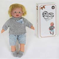 Пупс кукла с волосами Cufan 38 см игрушка для девочки
