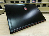 Игровой Ноутбук MSI GS63 + (Core i7) + GTX 1060 (6 ГБ) + Гарантия, фото 4