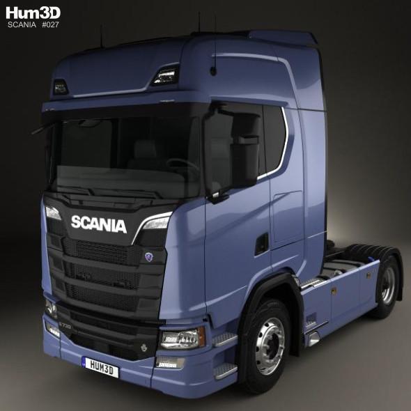 Лобовое стекло для Scania (Скания) R-SERIES/G-SERIES/P-SERIES/L-SERIES (2016-)