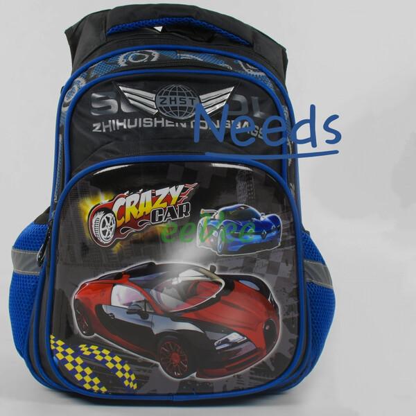 Рюкзак шкільний ортопедичний ранець для хлопчика 1 2 3 клас Чорний (87925)