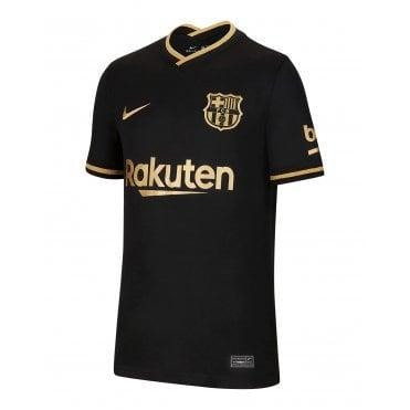 Футбольная форма Барселона (Barcelona), выездная/черная сезон 20/21