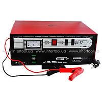 Автомобильное зарядное устройство для АКБ Intertool AT—3017