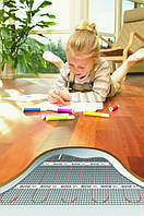 Тепла підлога під ламінат або якісний тепла підлога під плитку - це просто, доступно і абсолютно безпечно