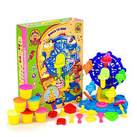 Набор для лепки Fun Game Замок сладостей с аксессуарами (7223)