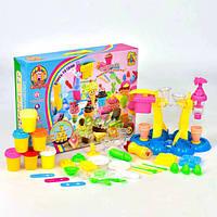 Набор для лепки Fun Game Замок сладостей с аксессуарами (7225)