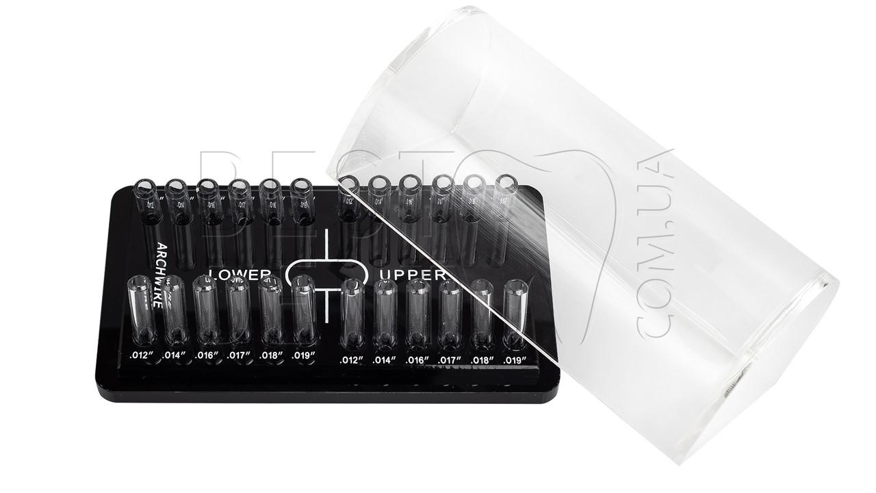 Подставка для круглых ортодонтических дуг