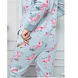 Пижама комбинезон кигуруми SNC Кот женская стильная, фото 2