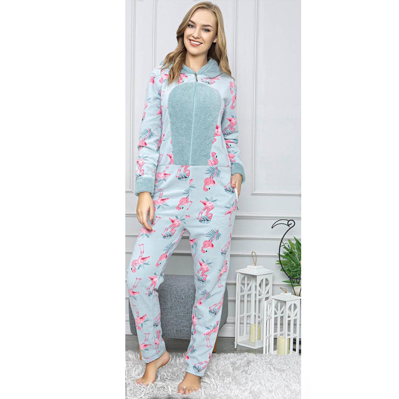 Пижама комбинезон кигуруми SNC Кот женская стильная