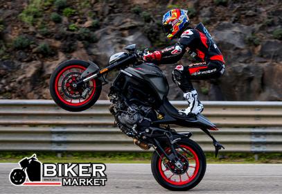 Новое поколение Ducati Monster
