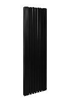 Дизайнерский радиатор Blende 2 1800х504 Betatherm черный, фото 1