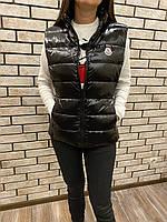 Пуховая жилетка Moncler, фото 1