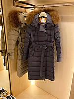 Женский пуховик пальто Burberry