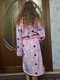 Детский халат банный 6-10 лет, фото 2