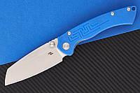 Нож складной CH Toucans-G10-blue, фото 1