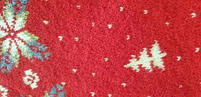 Красный свитер с оленями для мальчиков  подростков, фото 3