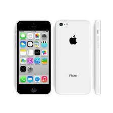 Телефон Apple iPhone 5c 32GB White