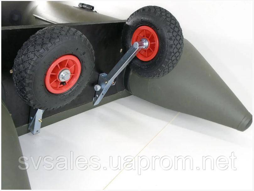 Транцевые колеса КТ270 AVT