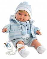 Кукла пупс Llorens Alvaro 42см Испания (42137)