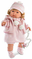 Кукла пупс Llorens Carla 42см Испания (42136)