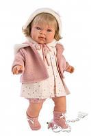 Кукла пупс Llorens Carla 42см Испания (42146)