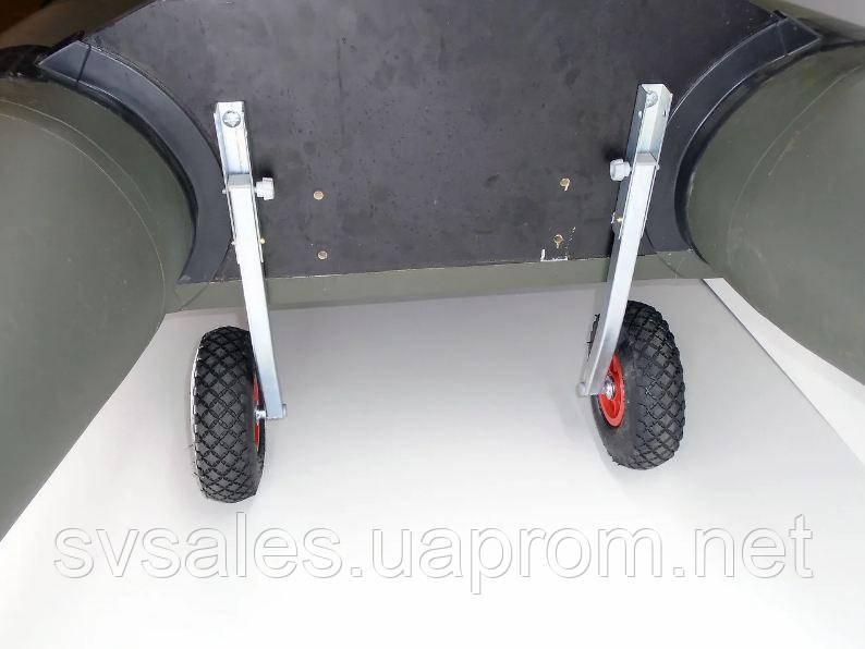 Транцевые колеса КТ400 AVT