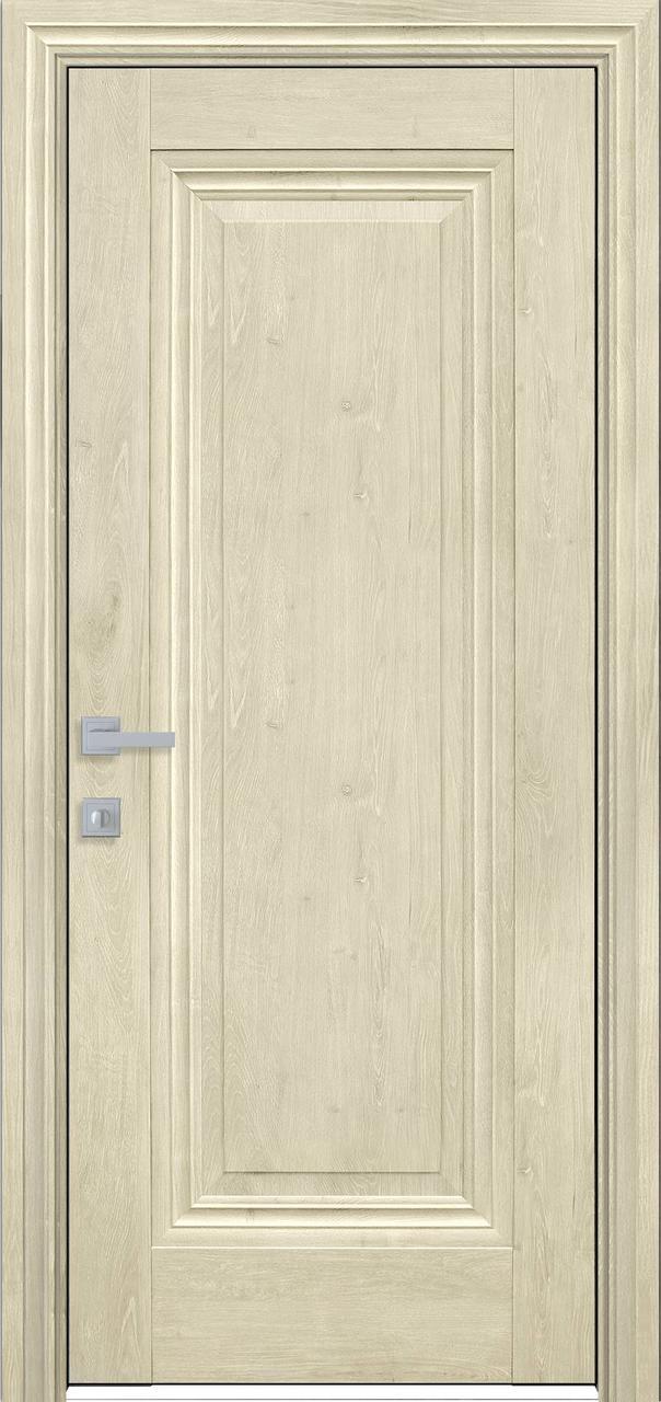 """Дверь межкомнатная """"Новый Стиль"""" модель Милла, орех гималайский (глухая)"""