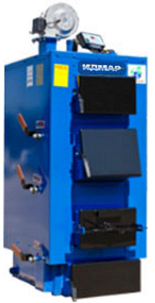 Твердотопливный котел Идмар GK-1-13 кВт. Котлы на твердом топливе длительного горения.