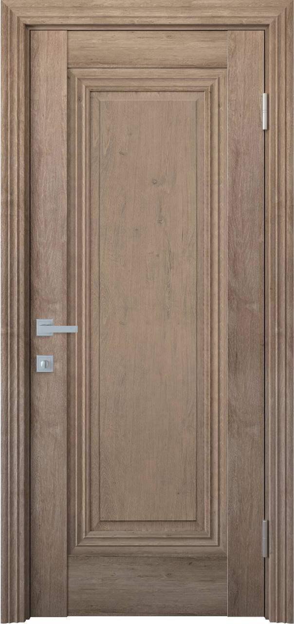 """Дверь межкомнатная """"Новый Стиль"""" модель Милла, орех европейский (глухая)"""