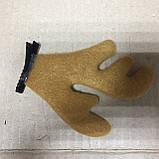 Ріжки Оленя на заколках, 12 см, фото 4