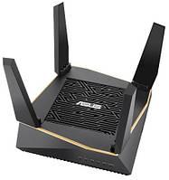 Бездротовий маршрутизатор Asus RT-AX92U AX6100 WiFi6 AIMESH Gaming OFDMA AiProtectionPro