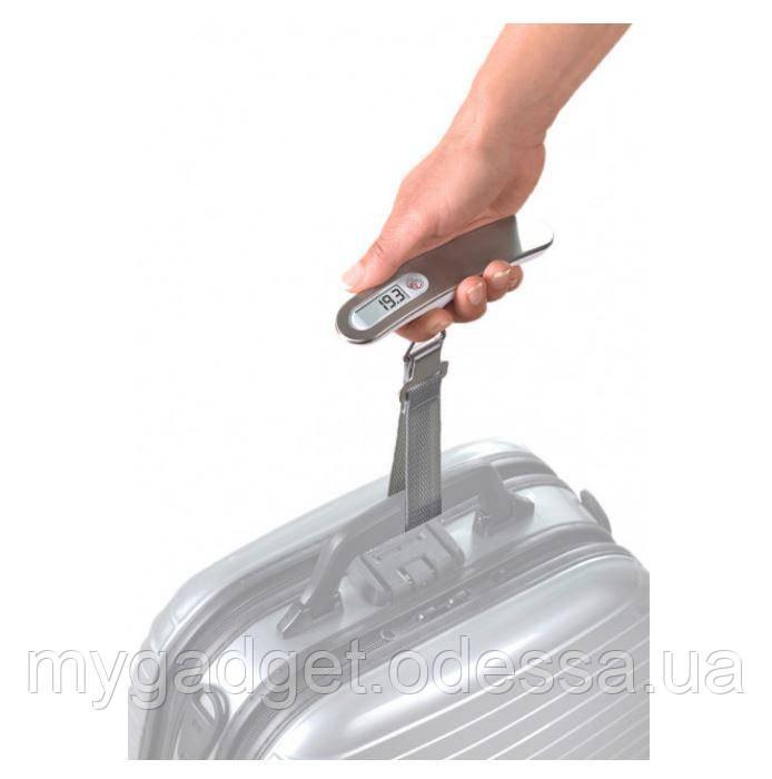Универсальные электронные весы для багажа и прочего