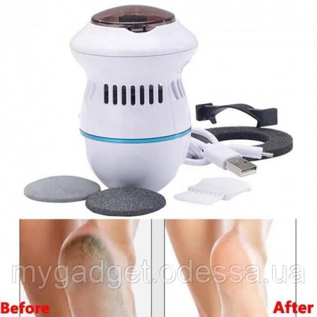 Электрическая пемза для ног Pedi Vac