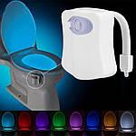 Подсветка для унитаза с датчиком движения  Light Bowl, фото 2