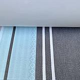 Постельное белья Евро комплект, простынь на резинке 180х200+20см., фото 3