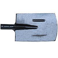 Лопата штык прямая порошковая краска без черенка
