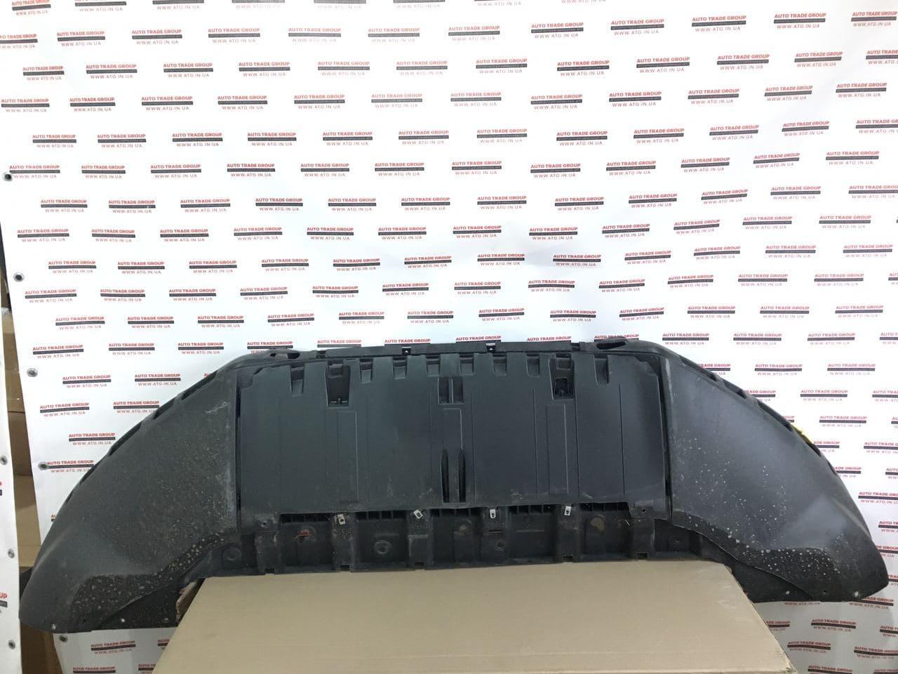 Губа переднього бампера Ford Escape 2013-2016