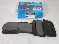 Тормозные колодки передние ВАЗ 2101-2107 LSA
