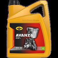 Моторное масло KROON OIL 36704 AVANZA MSP + 5W-30 5 литров