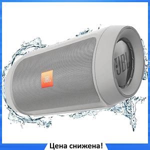 Портативная колонка JBL CHARGE 2+ на 6000 mAh - водонепроницаемая Bluetooth колонка (Лучшая копия)