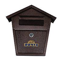 Почтовый ящик домик-конус